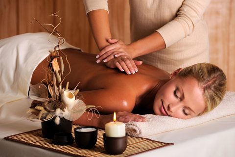 Massage Therapy at